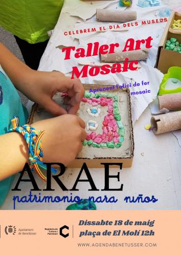 TALLER ART MOSAIC