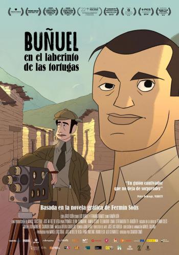 Buñuel y el laberinto de las tortugas